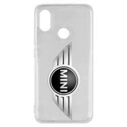 Чехол для Xiaomi Mi8 Mini Cooper - FatLine