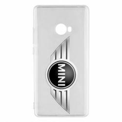 Чехол для Xiaomi Mi Note 2 Mini Cooper - FatLine