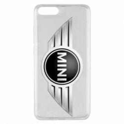 Чехол для Xiaomi Mi Note 3 Mini Cooper - FatLine
