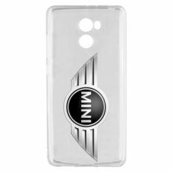 Чехол для Xiaomi Redmi 4 Mini Cooper - FatLine