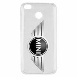 Чехол для Xiaomi Redmi 4x Mini Cooper - FatLine