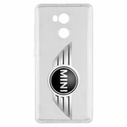 Чехол для Xiaomi Redmi 4 Pro/Prime Mini Cooper - FatLine