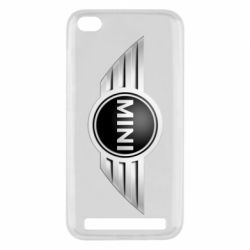 Чехол для Xiaomi Redmi 5a Mini Cooper - FatLine