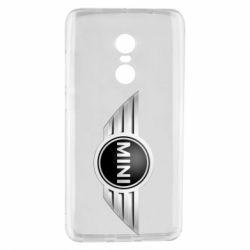 Чехол для Xiaomi Redmi Note 4 Mini Cooper - FatLine