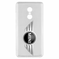Чехол для Xiaomi Redmi Note 4x Mini Cooper - FatLine