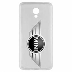Чехол для Meizu M5 Note Mini Cooper - FatLine
