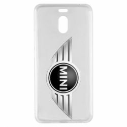Чехол для Meizu M6 Note Mini Cooper - FatLine