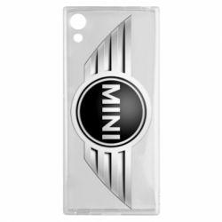 Чехол для Sony Xperia XA1 Mini Cooper - FatLine