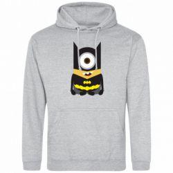 Мужская толстовка Minion Batman - FatLine