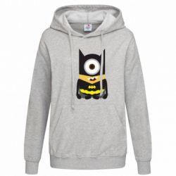 Женская толстовка Minion Batman - FatLine