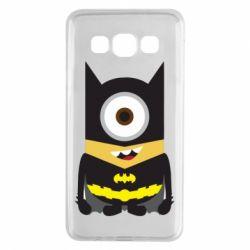 Чохол для Samsung A3 2015 Minion Batman