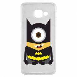 Чохол для Samsung A3 2016 Minion Batman