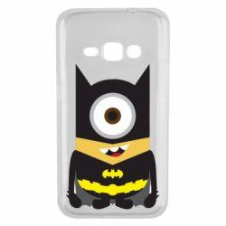 Чохол для Samsung J1 2016 Minion Batman