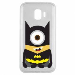 Чохол для Samsung J2 2018 Minion Batman