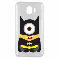 Чохол для Samsung J4 Minion Batman