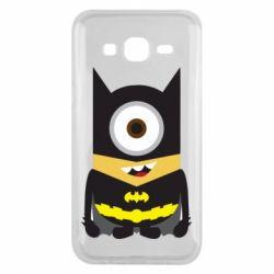 Чохол для Samsung J5 2015 Minion Batman