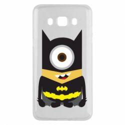 Чохол для Samsung J5 2016 Minion Batman