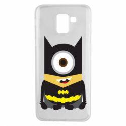 Чохол для Samsung J6 Minion Batman