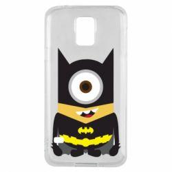 Чохол для Samsung S5 Minion Batman