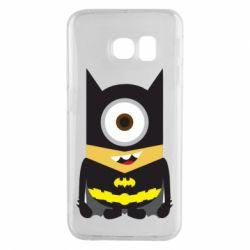 Чохол для Samsung S6 EDGE Minion Batman