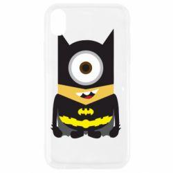 Чохол для iPhone XR Minion Batman