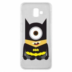 Чохол для Samsung J6 Plus 2018 Minion Batman