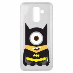 Чохол для Samsung J8 2018 Minion Batman