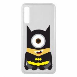 Чохол для Samsung A7 2018 Minion Batman