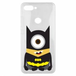 Чохол для Xiaomi Mi8 Lite Minion Batman