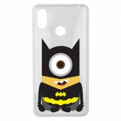 Чохол для Xiaomi Mi Max 3 Minion Batman