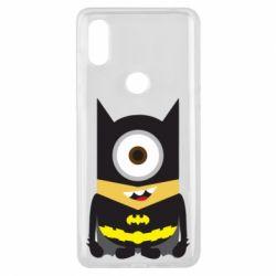 Чохол для Xiaomi Mi Mix 3 Minion Batman