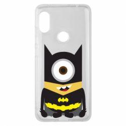 Чохол для Xiaomi Redmi Note Pro 6 Minion Batman