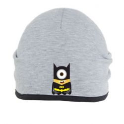 Шапка Minion Batman - FatLine