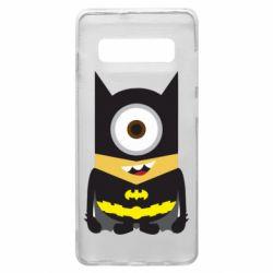Чохол для Samsung S10+ Minion Batman
