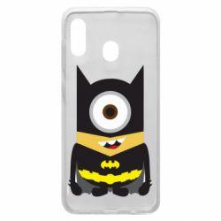 Чохол для Samsung A30 Minion Batman
