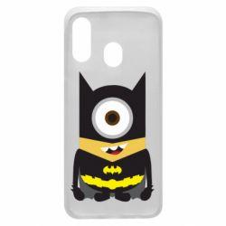 Чохол для Samsung A40 Minion Batman