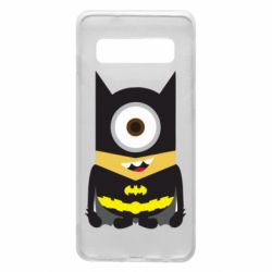 Чохол для Samsung S10 Minion Batman