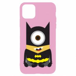 Чохол для iPhone 11 Minion Batman