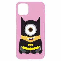 Чохол для iPhone 11 Pro Minion Batman
