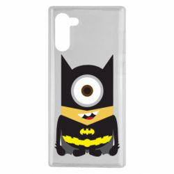 Чохол для Samsung Note 10 Minion Batman