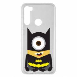 Чохол для Xiaomi Redmi Note 8 Minion Batman