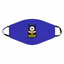 Маска для обличчя Minion Batman