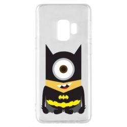 Чохол для Samsung S9 Minion Batman