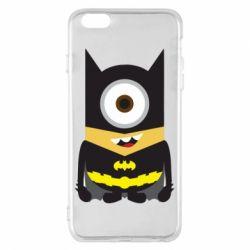 Чохол для iPhone 6 Plus/6S Plus Minion Batman
