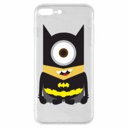 Чохол для iPhone 8 Plus Minion Batman