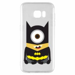 Чохол для Samsung S7 EDGE Minion Batman