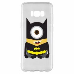 Чохол для Samsung S8+ Minion Batman