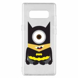 Чохол для Samsung Note 8 Minion Batman