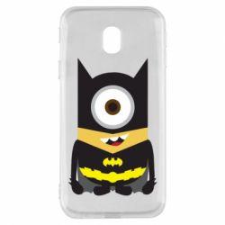 Чохол для Samsung J3 2017 Minion Batman