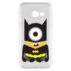 Чохол для Samsung A3 2017 Minion Batman